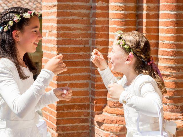 Le mariage de Simon et Elodie à Segreville, Haute-Garonne 148