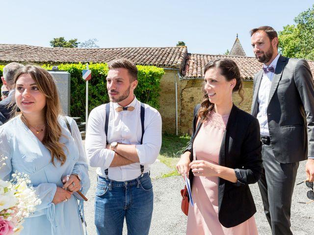 Le mariage de Simon et Elodie à Segreville, Haute-Garonne 154