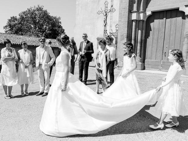 Le mariage de Simon et Elodie à Segreville, Haute-Garonne 157