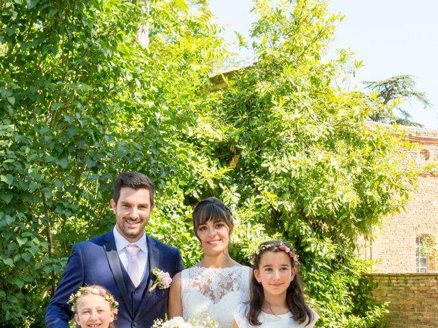Le mariage de Simon et Elodie à Segreville, Haute-Garonne 161