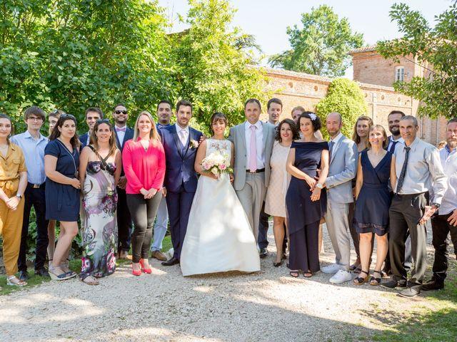 Le mariage de Simon et Elodie à Segreville, Haute-Garonne 163