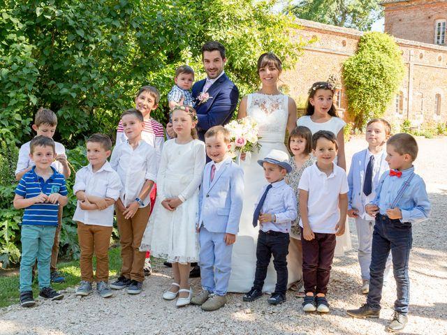 Le mariage de Simon et Elodie à Segreville, Haute-Garonne 164