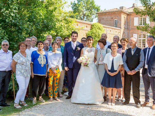 Le mariage de Simon et Elodie à Segreville, Haute-Garonne 165