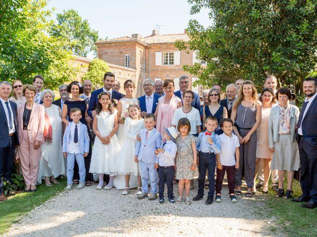 Le mariage de Simon et Elodie à Segreville, Haute-Garonne 166