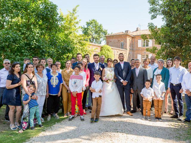 Le mariage de Simon et Elodie à Segreville, Haute-Garonne 167