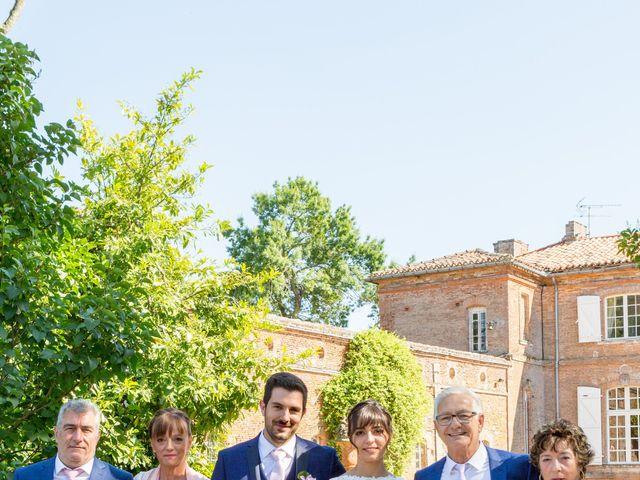 Le mariage de Simon et Elodie à Segreville, Haute-Garonne 171