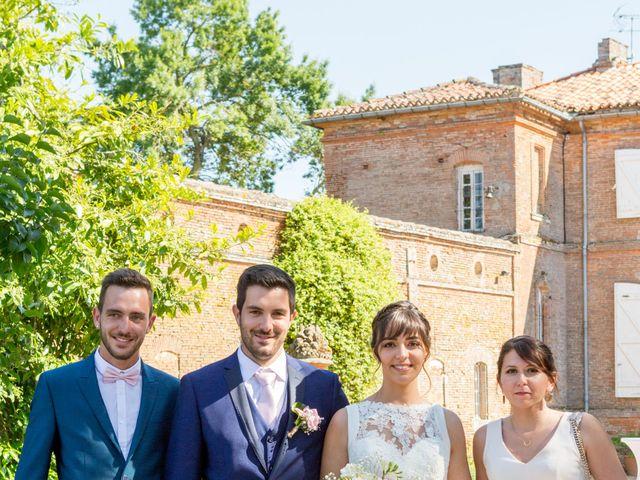 Le mariage de Simon et Elodie à Segreville, Haute-Garonne 172