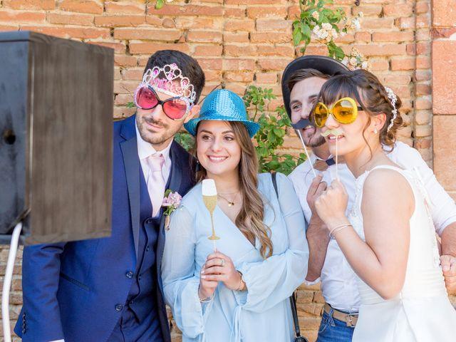 Le mariage de Simon et Elodie à Segreville, Haute-Garonne 173