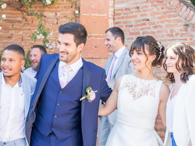 Le mariage de Simon et Elodie à Segreville, Haute-Garonne 176