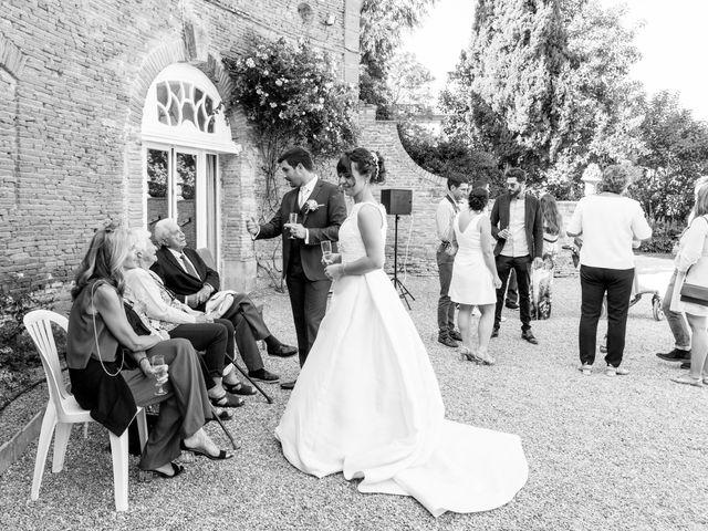 Le mariage de Simon et Elodie à Segreville, Haute-Garonne 189
