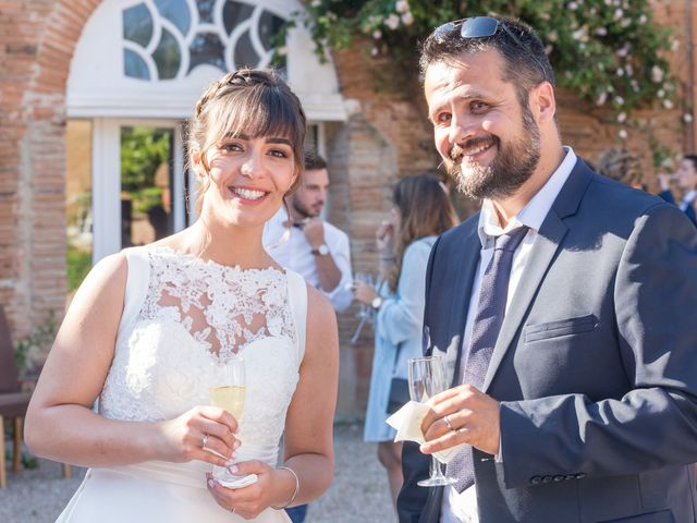 Le mariage de Simon et Elodie à Segreville, Haute-Garonne 192