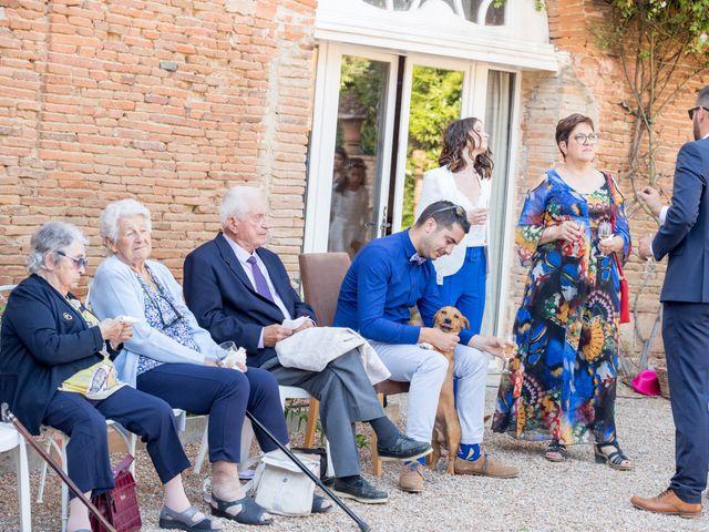 Le mariage de Simon et Elodie à Segreville, Haute-Garonne 199