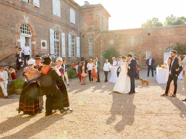Le mariage de Simon et Elodie à Segreville, Haute-Garonne 201