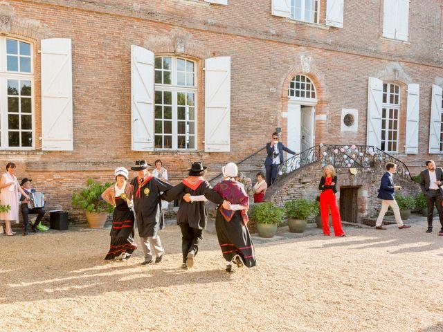 Le mariage de Simon et Elodie à Segreville, Haute-Garonne 202