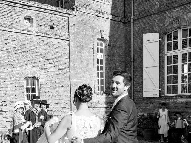 Le mariage de Simon et Elodie à Segreville, Haute-Garonne 204