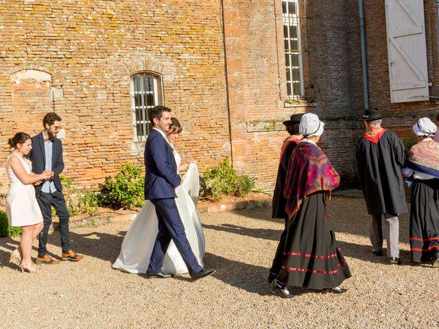 Le mariage de Simon et Elodie à Segreville, Haute-Garonne 205