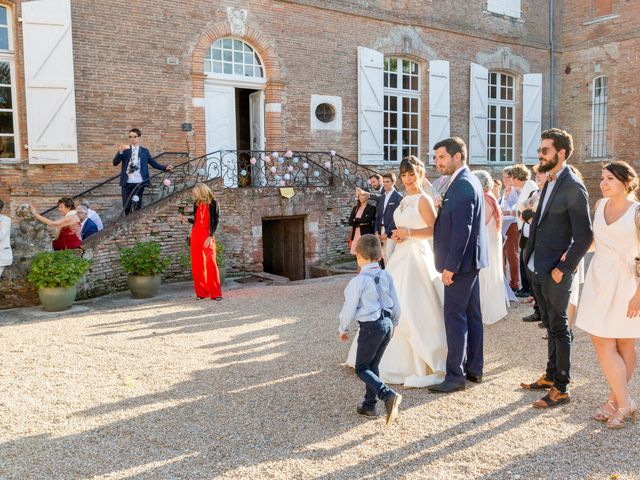 Le mariage de Simon et Elodie à Segreville, Haute-Garonne 206
