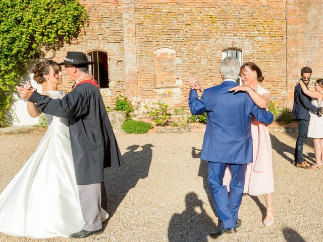 Le mariage de Simon et Elodie à Segreville, Haute-Garonne 208