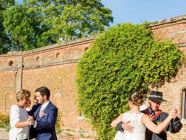 Le mariage de Simon et Elodie à Segreville, Haute-Garonne 209
