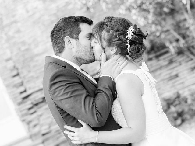 Le mariage de Simon et Elodie à Segreville, Haute-Garonne 214