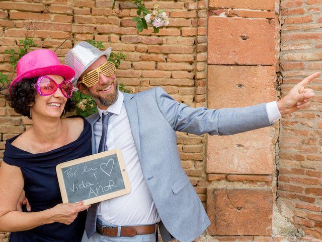 Le mariage de Simon et Elodie à Segreville, Haute-Garonne 218