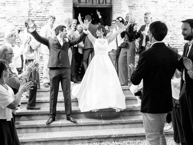 Le mariage de Simon et Elodie à Segreville, Haute-Garonne 221