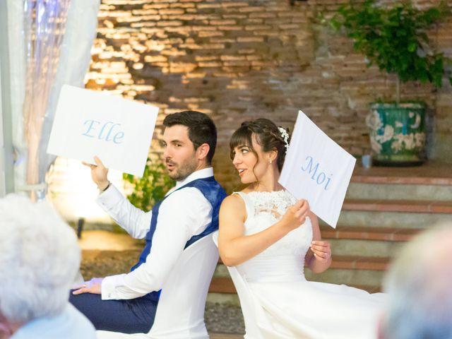 Le mariage de Simon et Elodie à Segreville, Haute-Garonne 245