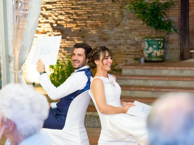 Le mariage de Simon et Elodie à Segreville, Haute-Garonne 247