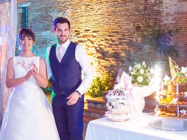 Le mariage de Simon et Elodie à Segreville, Haute-Garonne 250