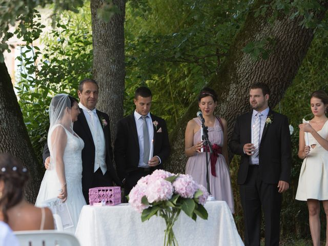 Le mariage de Sophie et Thierry à Auzeville-Tolosane, Haute-Garonne 10