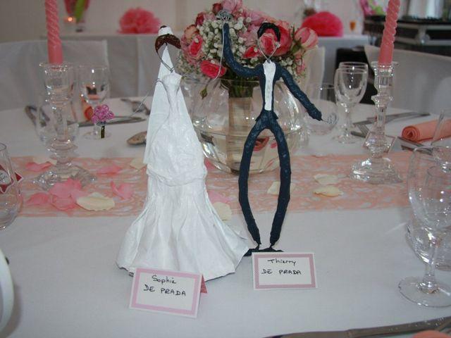 Le mariage de Sophie et Thierry à Auzeville-Tolosane, Haute-Garonne 12
