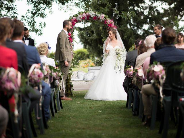 Le mariage de Harmonie et Joshua à Divonne-les-Bains, Ain 7