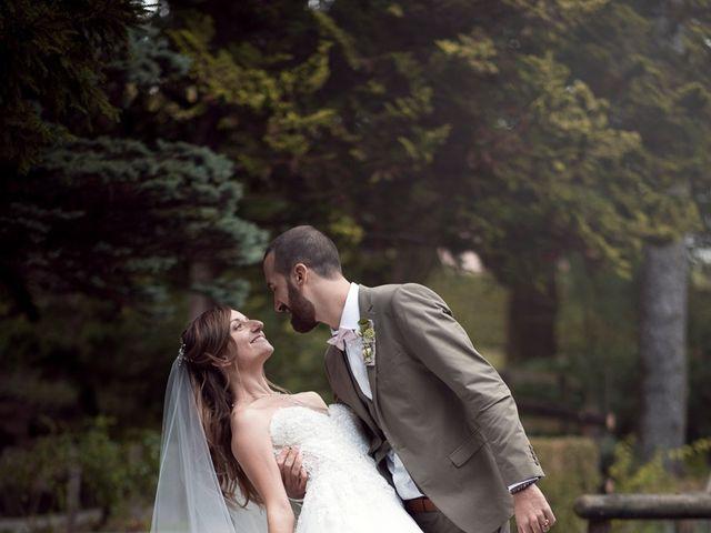 Le mariage de Harmonie et Joshua à Divonne-les-Bains, Ain 12