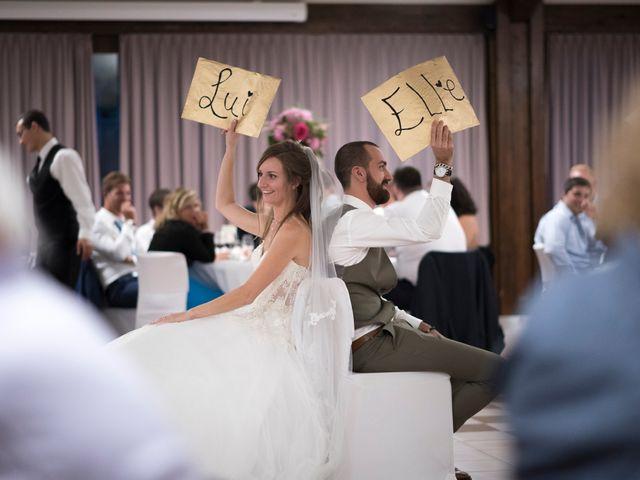 Le mariage de Harmonie et Joshua à Divonne-les-Bains, Ain 18