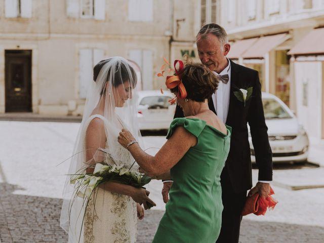 Le mariage de Jean Baptiste et Camille à Condom, Gers 1