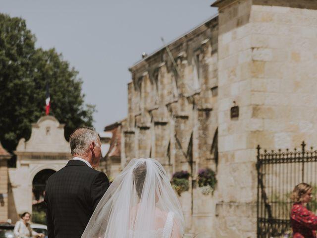 Le mariage de Jean Baptiste et Camille à Condom, Gers 3