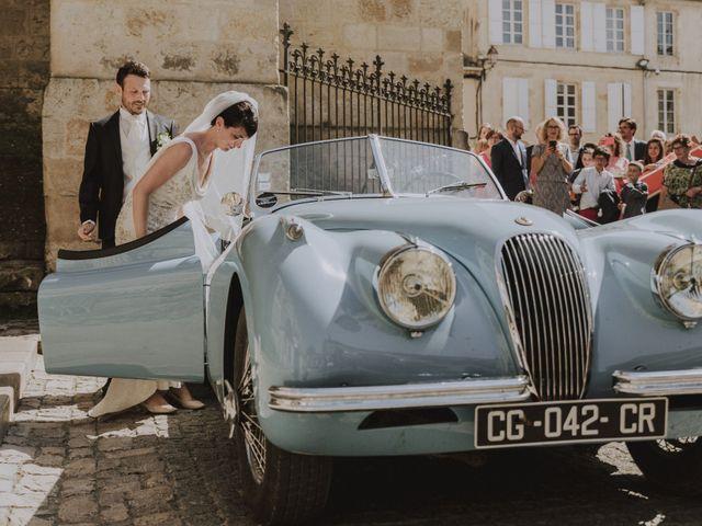Le mariage de Jean Baptiste et Camille à Condom, Gers 6