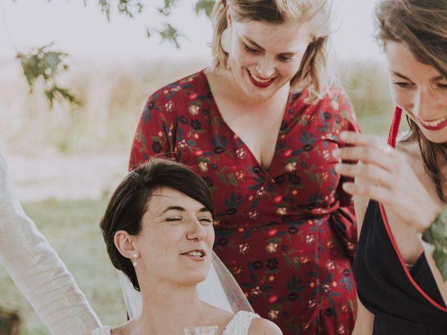 Le mariage de Jean Baptiste et Camille à Condom, Gers 14