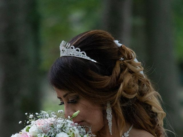 Le mariage de Jérémy et Amel à Fleury-Mérogis, Essonne 3