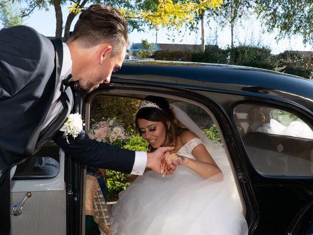Le mariage de Jérémy et Amel à Fleury-Mérogis, Essonne 6