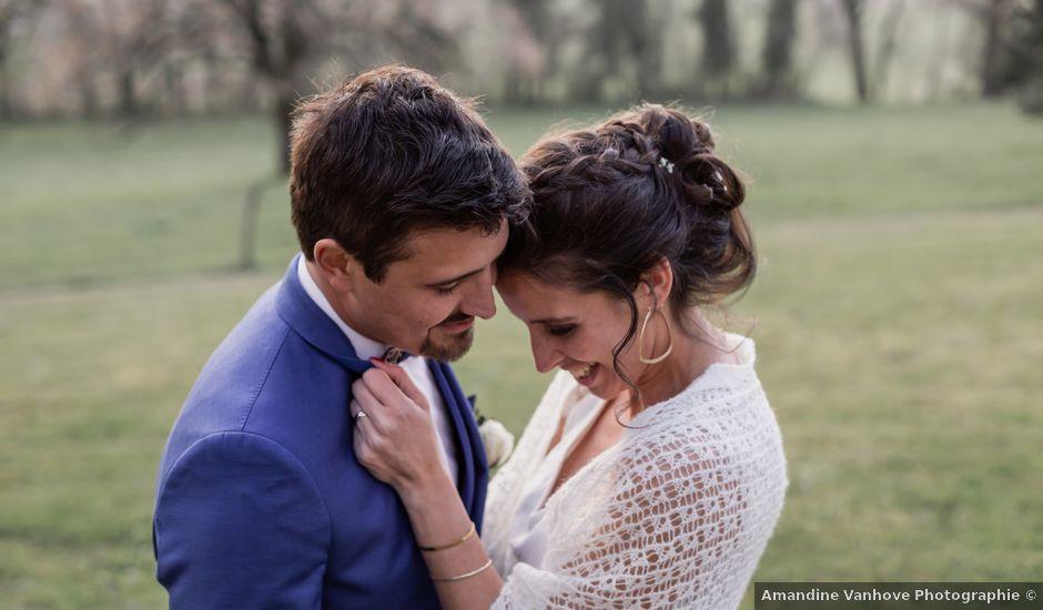 Le mariage de Jean-Baptiste et Sara à Aix-les-Bains, Savoie