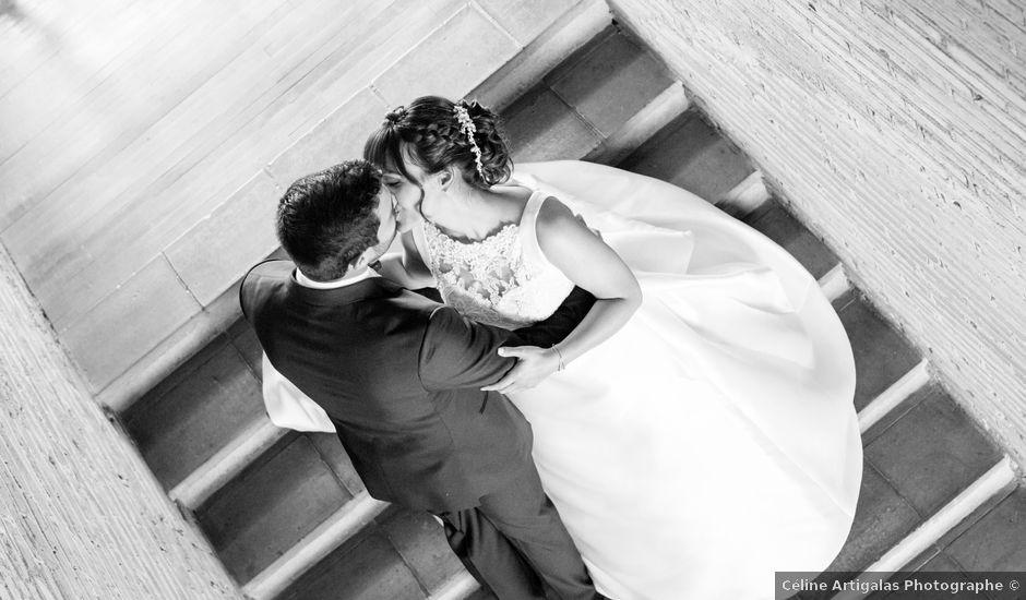 Le mariage de Simon et Elodie à Segreville, Haute-Garonne