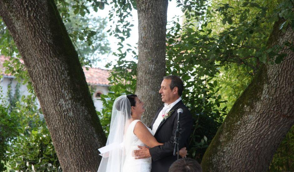 Le mariage de Sophie et Thierry à Auzeville-Tolosane, Haute-Garonne