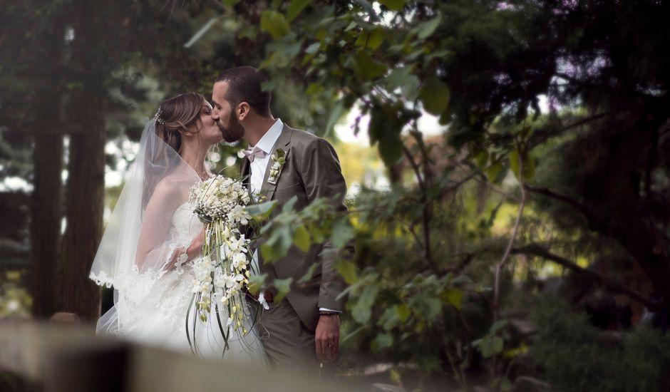 Le mariage de Harmonie et Joshua à Divonne-les-Bains, Ain