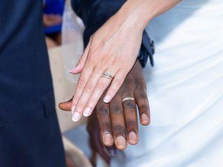 Le mariage de Isabelle et Rahim 2
