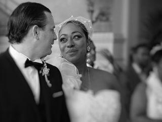 Le mariage de Sophia et Grégoire