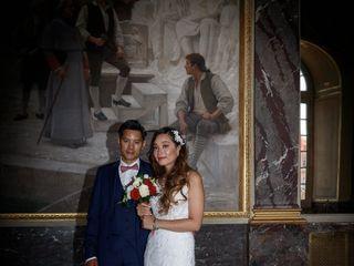 Le mariage de Karine et Claude 1