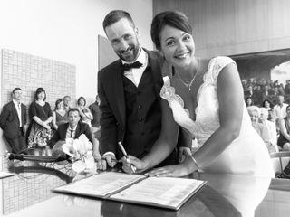 Le mariage de Cindy et Thomas