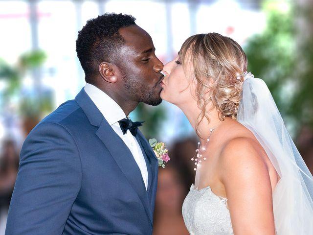 Le mariage de Isabelle et Rahim