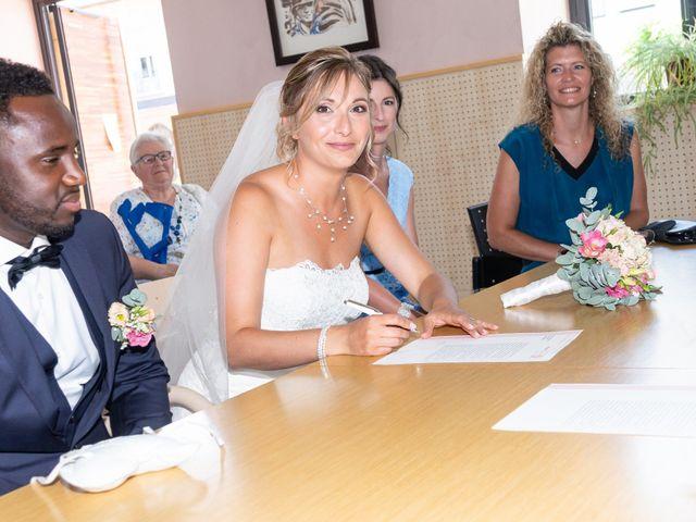 Le mariage de Rahim et Isabelle à Reignier, Haute-Savoie 2